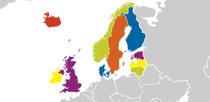 Northern Europe | Ethnologue
