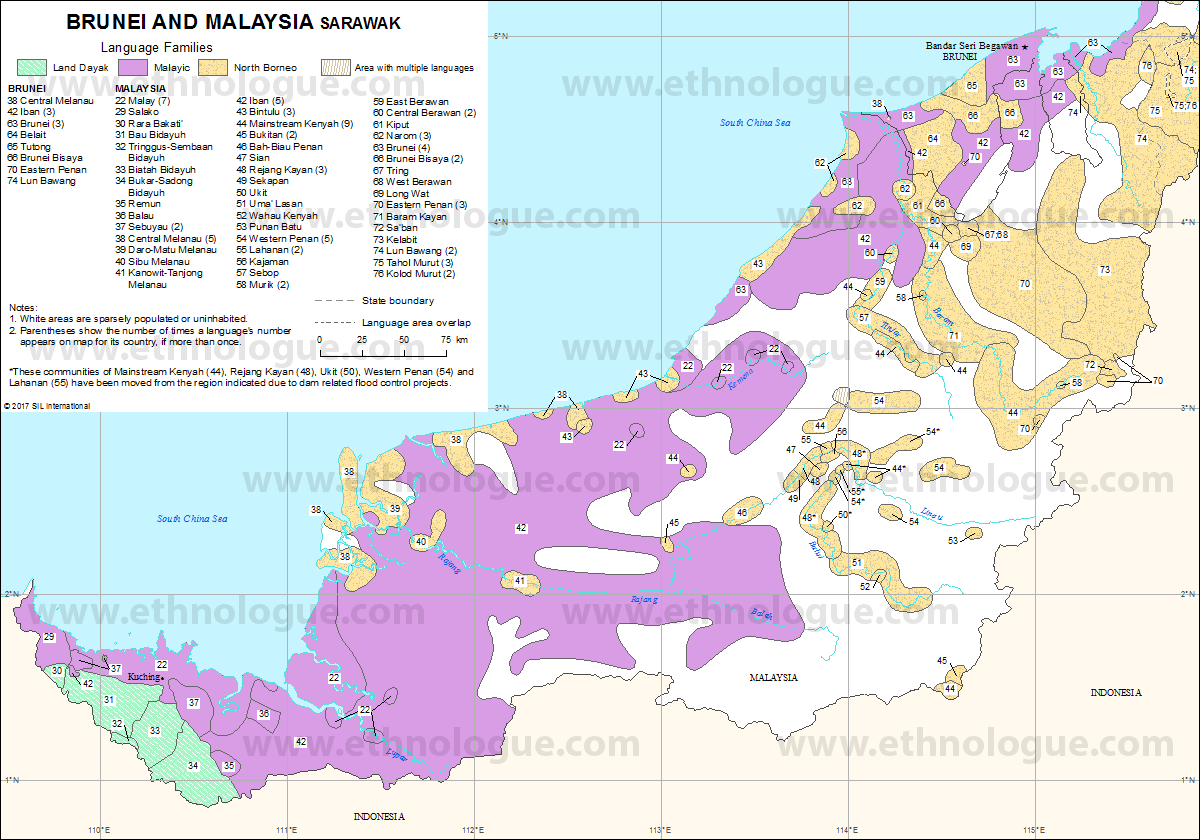 Brunei and malaysia sarawak ethnologue terms of use gumiabroncs Image collections