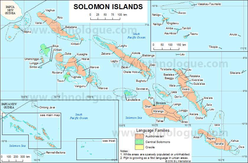 Stilettos in the Solomons Sex and the Solomons