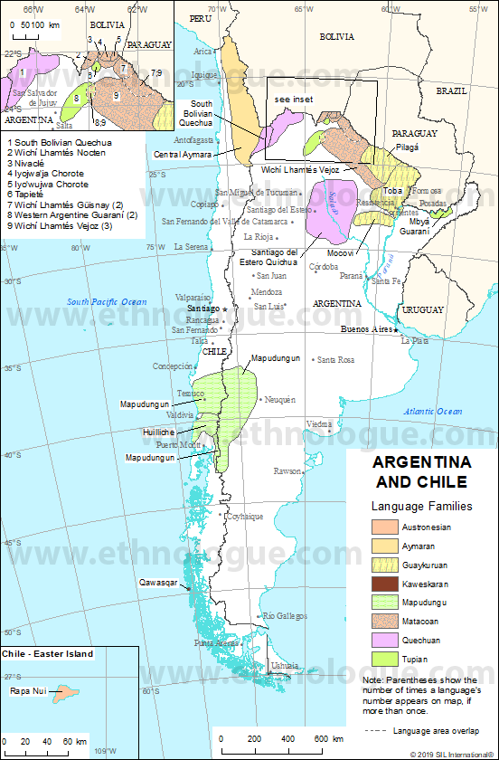 Argentina and Chile | Ethnologue on map of copiapo chile, map of nuclear power plants in the world, map of patagonia chile, map chile argentina border, political map of chile, ecuador and chile, map of el cono sur, map of southern chile, map of patagonia region, map of peru, map of chile with cities, printable map of chile, political leader of chile, map show patagonia, detailed map of chile, street map of villarrica in chile, map of chile coast, people from chile, map of chile and hawaii, large map of chile,